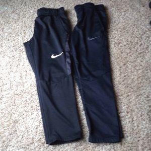 2 Nike dri-fit sweatpants